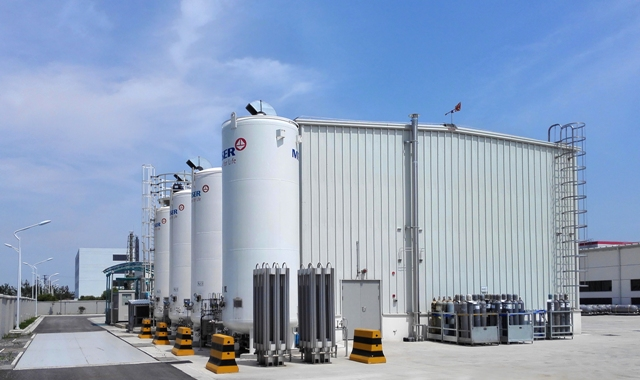 Messer Opens Specialty Gases Plant In China