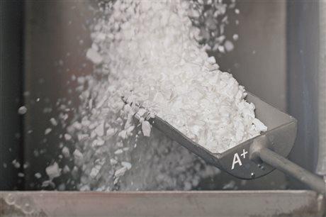 Precipitated silica production