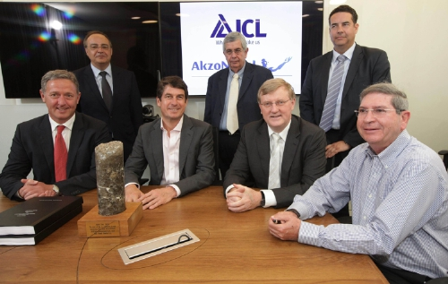 ICL and AkzoNobel