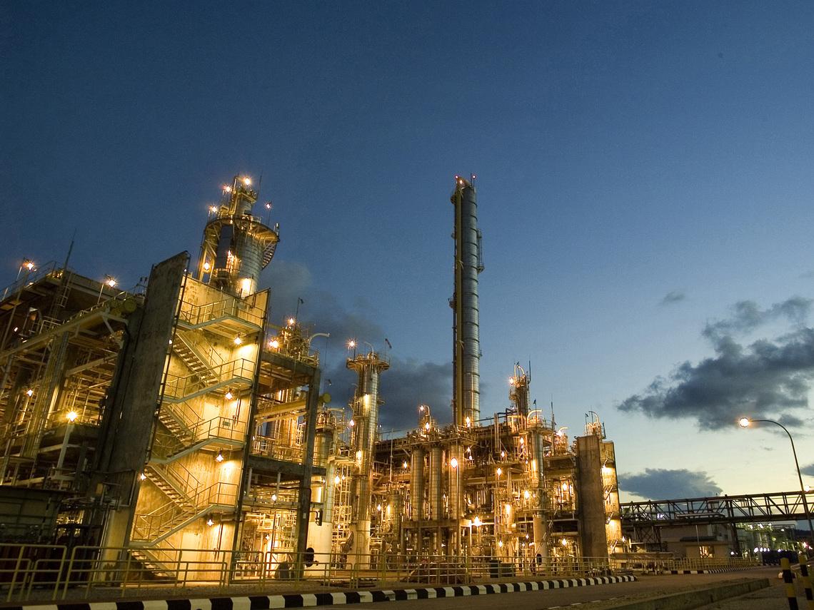 Kuantan reactive polyisobutene production plant