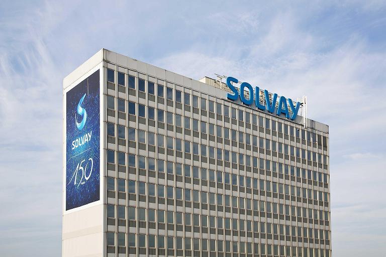 Solvay HQ