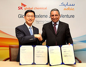 SABIC and SK Chemical