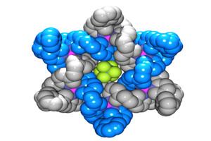 Star of David molecule