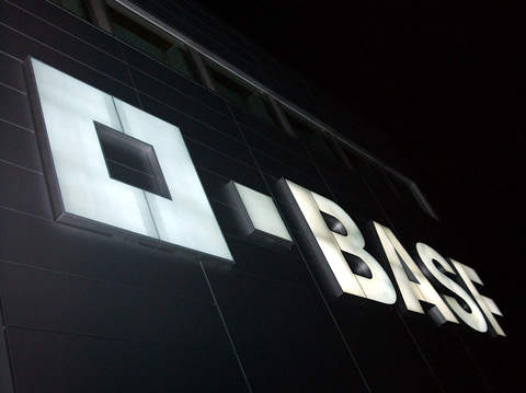 BASF's new plant in Ludwigshafen will have a yearly production capacity of 90,000mt.