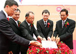 The foundation laying ceremony for new production plants comprising olefins and polyolefins plants being built in Map Ta Phut, Muang District, Rayong Province, Thailand took place in early 2008. The facility will have a total olefins capacity of 1.7mtpa.