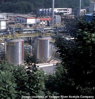 The plant has already been extended twice, first in 2000 and then in 2002.