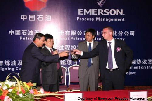 Emerson Asia Pacific has been awarded the contract for the refinery control systems and process technology at the Dushanzi complex.
