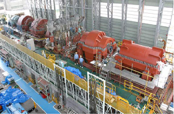 Compressors and steam turbines for the Braskem-Idesa polyethylene plant were supplied by MCO.