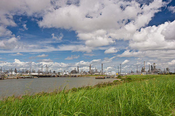 Dow Chemical's LHC-9 unit is being constructed at its Freeport site in Texas. Photo: Business Wire.