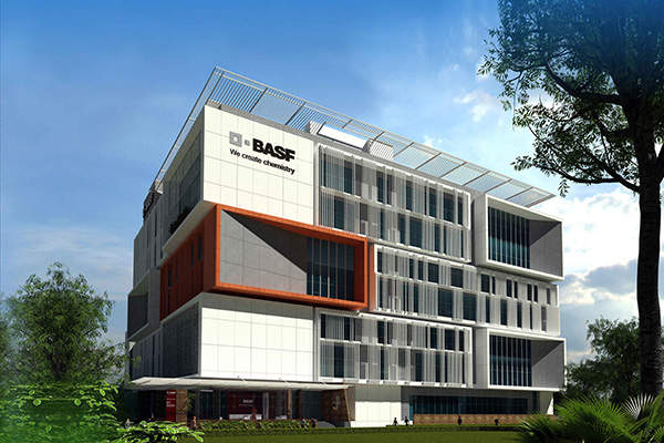 BASF New Innovation Campus, Mumbai - Chemical Technology
