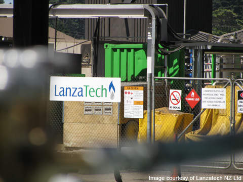 LanzaTech and Baosteel will construct a chemical demonstration plant in China by 2011.