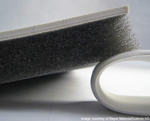 Toluene diisocyanate (TDI) is an important intermediate in the production of flexible polyurethane foams.