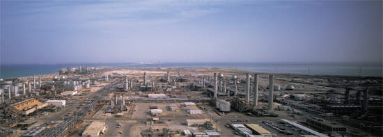 Al Jubail will be the location for what is said to be the world's largest integrated petrochemical complex.