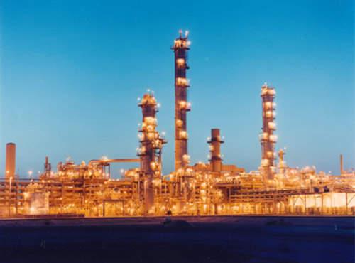 National Chevron Phillips, Al-Jubail, Saudi Arabia