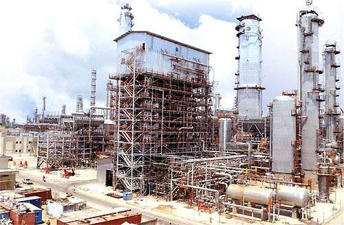 The third aromatic project is located in Iran's Petrochemical Special Economic Zone. The project was started in 1999 and completed during 2004.
