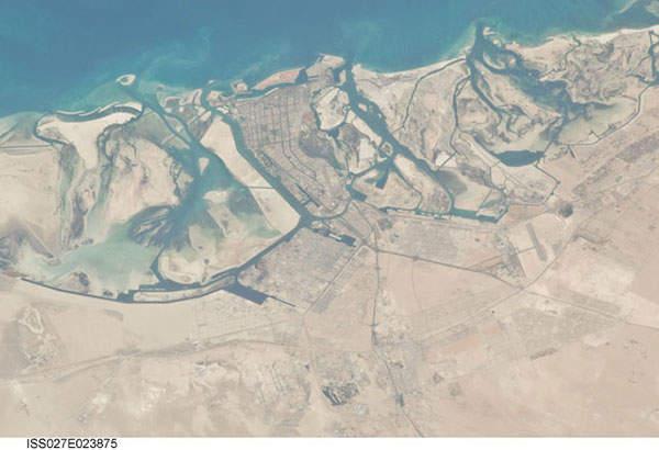 Abu Dhabi National Chemicals Company is constructing a major chemicals hub in Taweelah district of Al Gharbia in Abu Dhabi, UAE.