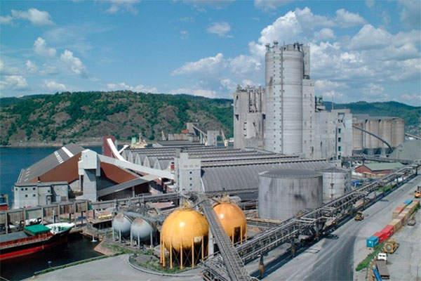 Yara's fertiliser complex at Porsgrunn is the biggest production unit at Herøya Industrial Park.