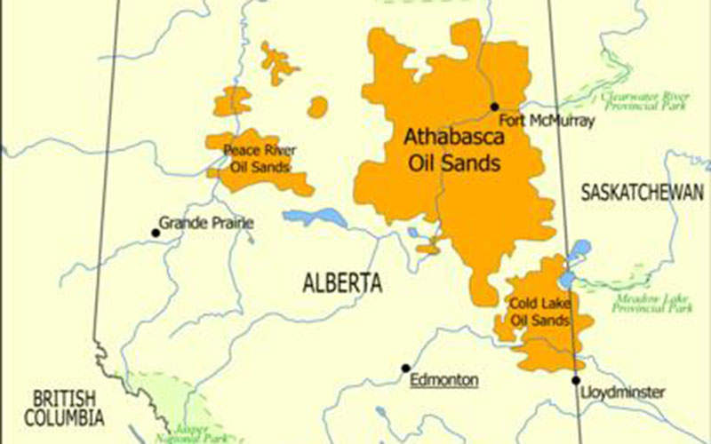 The Alberta PDH Project will be constructed 3km north-east of Fort Saskatchewan.  Image courtesy of NormanEinstein via Wikipedia.