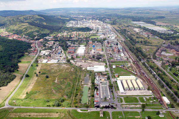 BorsodChem's toluene diisocyanate (TDI) plant is located in Kazincbarcika, Hungary. Image courtesy of Civertan.
