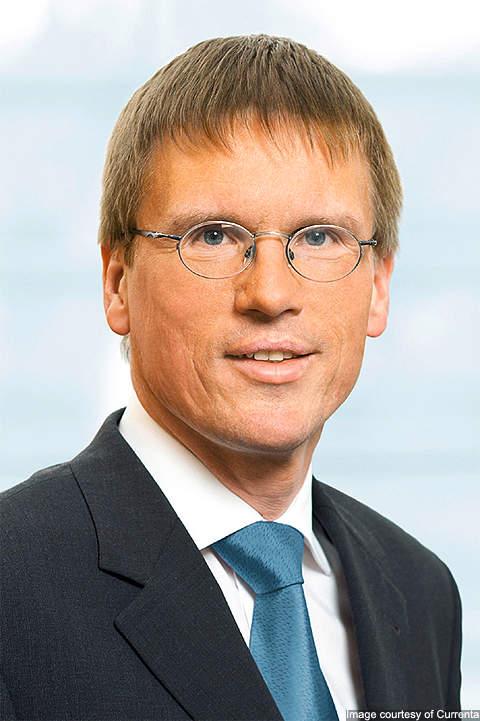 Dr. Ernst Grigat, head of Chempark Leverkusen.