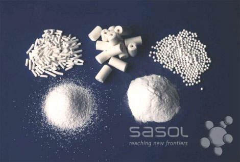 Sasol aluminas