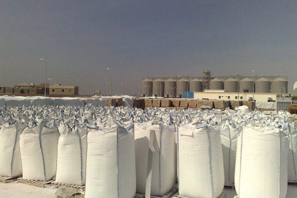ACCM expects its calcium carbonate product to provide the company with a competitive edge in the market.