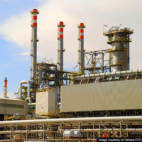 The CA-EDC project is a joint venture between Ma'aden and Sahara Petrochemicals.