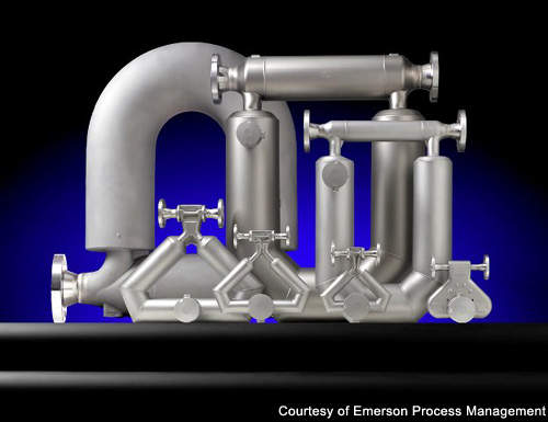 Emerson control valves will aid the Dushanzi plant in being highly efficient.