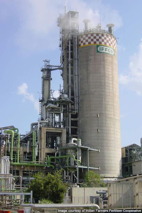 The Kalol facility has a capacity of 0.36mtpa of ammonia and 0.55mtpa of urea.