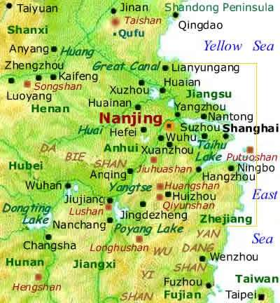 Nanjing is one of China's industrial capitals, making it suitable for siting projects in the petrochemicals industry.