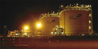 Borouge, established in 1998, is a joint venture between Abu Dhabi National Oil Company (Adnoc) and Borealis.