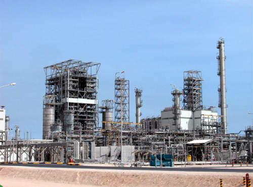 National Chevron Phillips, Al-Jubail, Saudi Arabia - Chemical Technology