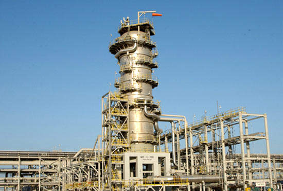 Saudi Aramco's operations span the globe and the energy industry. Said to be the world leader in crude oil production, Saudi Aramco also owns and operates an extensive network of refining and distribution facilities, and is responsible for the gas processing and transportation installations that fuel Saudi Arabia's industrial sector. The company has discovered and holds about one-quarter of the world's proven conventional oil reserves – approximately 261.8 billion barrels.