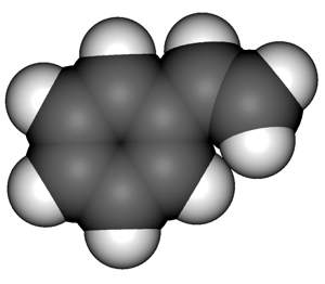 Styrene is an important chemical in the manufacture of polymers.