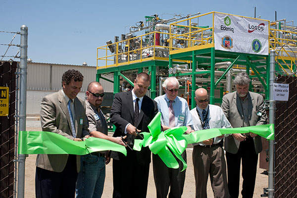 Official launch of the pilot plant was held on 26 June 2012.