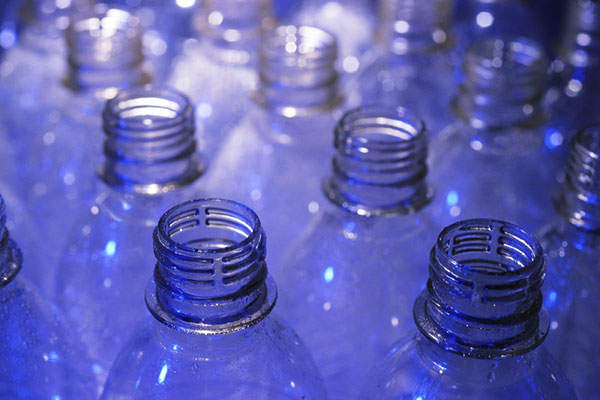 Methanol can be found in recyclable plastic bottles. Image courtesy of Methanex.