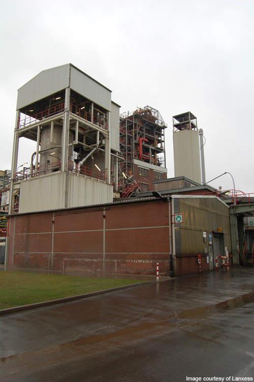 The formalin facility uses Dynea Silver technology.