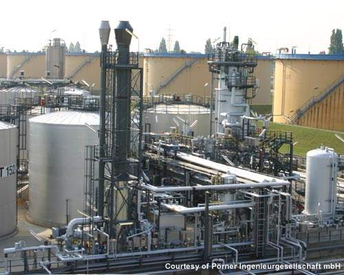 Bitumen production is an important downstream business for refineries.
