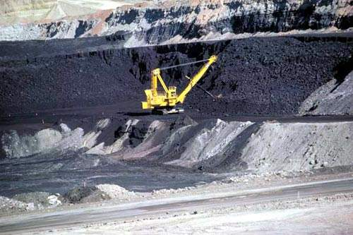 Coal is the energy source for the revitalised FMC plant and the supply in Wyoming is vast. The Wyoming facility uses coal as an energy source.