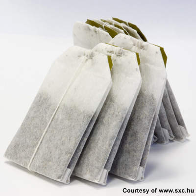 Epichlorohydrin is used for the reinforcement of paper used for applications such as tea bags.