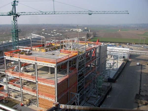 Reverdia commenced construction on the bio-based succinic acid plant in 2011. Image courtesy of Reverdia.