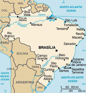 There is also a pipeline being constructed to provide new feedstock natural gas for the plant, supplied by Petrobras.