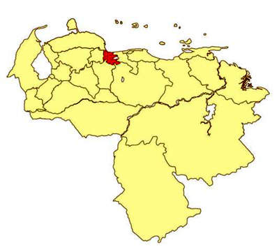 The Pequiven plant is in Carabobbo State in Venezuela.