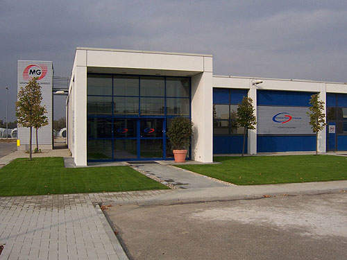 The R&D and technology centre dedicated to the development of chemicals from renewable resources.