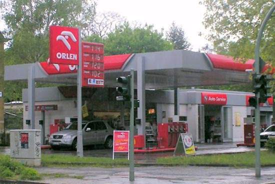 PKN Orlen is one of the largest petrol retailers in Europe with over 12,700 outlets.