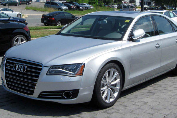 Tepex is used in the Audi A8's lower beam.