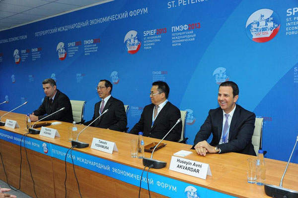 The new ammonia facility at the Cherepovets site is slated to be commissioned by 2017.