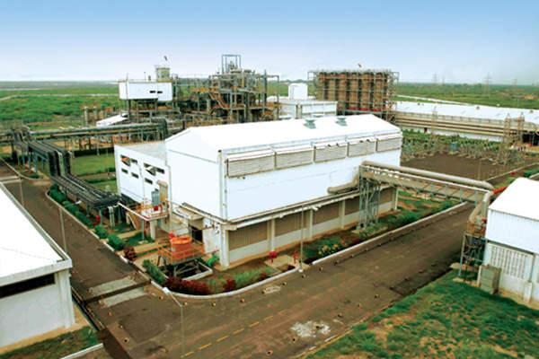BASF Chemical Complex, Dahej, Gujarat - Chemical Technology