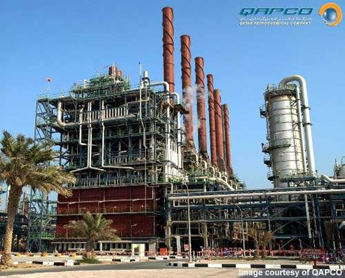 Mesaieed Industrial City is becoming a hub for petrochemicals production in Qatar, with a number of existing plants and new ones being added.