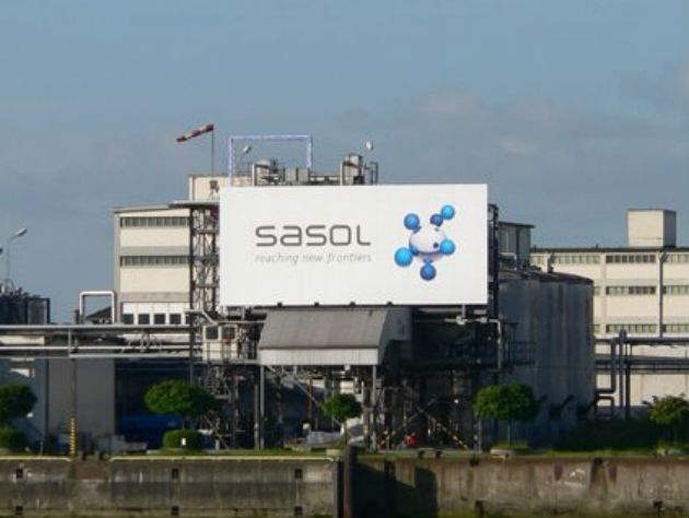 Sasol Wax also operates a production facility in Germany. Image courtesy of Sasol Wax.